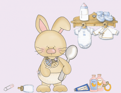 bunny diaper