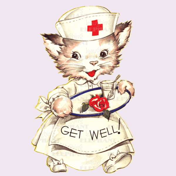 kitty get well