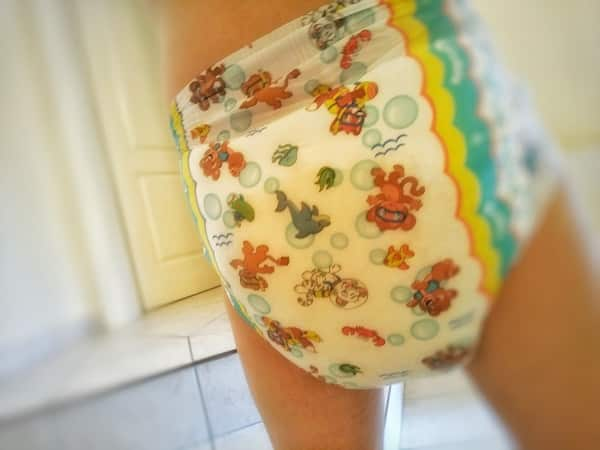 age play, abdl boy, diaper play